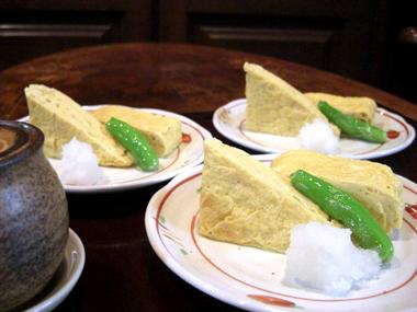 【2】 卵焼き