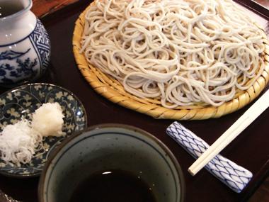 【6】 せいろ蕎麦